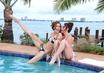 Christiana Cinn & Mila Blaze in 2 Chicks Same Time