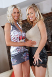 Emma Starr & Nicole Aniston - Emma Starr & Nicole Aniston in 2 Chicks Same Time: Bad Girl, Friend, Stranger, Couch, Living room, Ass licking, Ass smacking, Ball licking, BGG, Big Ass, Big Dick, Big Tits, Blonde, Blow Job, Cum on Tits, Fake Tits, Girl on Girl, Hairy Pussy, Masturbation, Mature, MILFs, Shaved, Squirting, Tattoos, Threesome, Threesome BGG