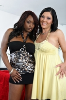 Jada Fire & Claire Dames in 2 Chicks Same Time - Centerfold