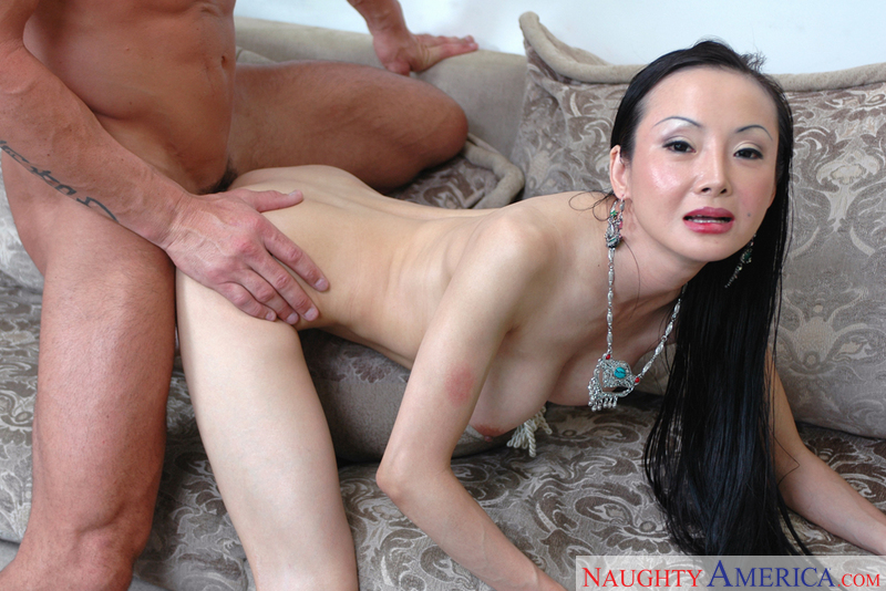 Porn star Ange Venus having sex