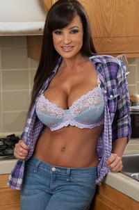 sexiest xxx of Lisa Ann
