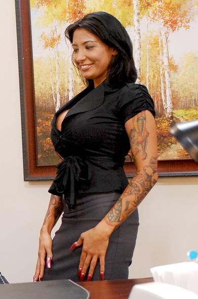 Pornstar Ricki Raxxx - Big Fake Tits videos by Naughty America