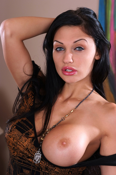 Pornstar Aletta Ocean - Anal videos by Naughty America