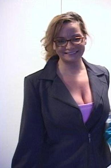 Pornstar Rebecca Bardoux - Ball licking videos by Naughty America