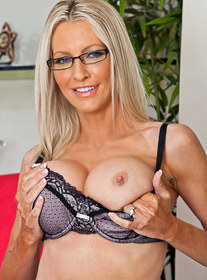 Emma Starr:Bad Girl, Dad\'s Girlfriend, Couch, Living room, Big Dick, Big Fake Tits, Big Tits, Blonde, Blow Job, Cum on Glasses, Deepthroating, Facial, Fake Tits, Glasses, High Heels, Mature, Shaved, Stockings, Tattoos, Titty Fucking