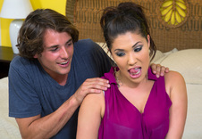 London Keyes blowjob