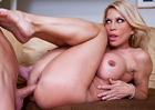 Amber Lynn & Michael Vegas in My Friends Hot Mom -  Blowjob