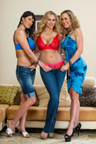 Julia Ann & Brandi Love in My Friends Hot Mom  - Centerfold