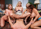 Deauxma & Julia Ann in My Friends Hot Mom - Sex Position 2
