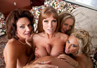 Deauxma & Julia Ann in My Friends Hot Mom -  Blowjob