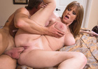 Darla Crane & Billy Hart in My Friends Hot Mom -  Blowjob