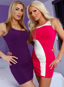 Diana Doll & Tanya Tate:Friend\'s Mom, Stranger, Bathroom, Bed, Bedroom, Ball licking, Big Ass, Big Dick, Big Fake Tits, Big Tits, Blonde, Blow Job, Cum on Ass, Cum Swapping, Deepthroating, Fake Tits, Foot Fetish, Foreign Accent, High Heels, Mature, MILFs, Natural Tits, Piercings, Shaved, Swallowing, Tattoos, Threesome BGG
