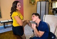 Francesca Le blowjob