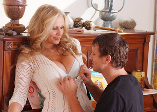 Julia Ann and Mr. Pete in My Friend's Hot Mom