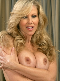 Julia Ann:Friend\'s Mom, MILF, Bed, Bedroom, Ball licking, Big Dick, Big Tits, Blonde, Blow Job, Cum on Tits, Fake Tits, High Heels, Mature, MILFs, Shaved, Tattoos, Titty Fucking