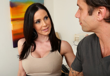 Kendra Lust &amp; Alan Stafford in My Friends Hot Mom - Sex Position 1