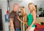 Misty Vonage & Juliana Jolene in My Friends Hot Mom - Sex Position 1