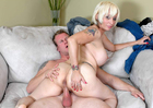 Sophia Mounds & Jeremy in My Friends Hot Mom - Sex Position 3