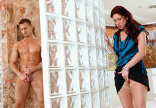 Tiffany Minx & Bill Bailey in My Friends Hot Mom - Sex Position 1