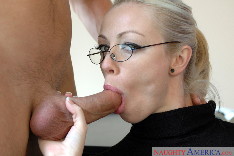 & Adrianna Nicole in My First Sex Teacher
