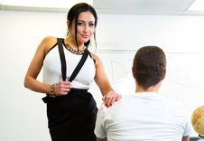 Audrey Bitoni:Teacher, Classroom, Couch, American, Ass smacking, Athletic Body, Ball licking, Big Fake Tits, Big Tits, Black Hair, Blow Job, Brown Eyes, Brunette, Bubble Butt, Caucasian, Cum in Mouth, Deepthroating, Facial, Innie Pussy, Medium Ass, POV, Titty Fucking, Virtual Reality