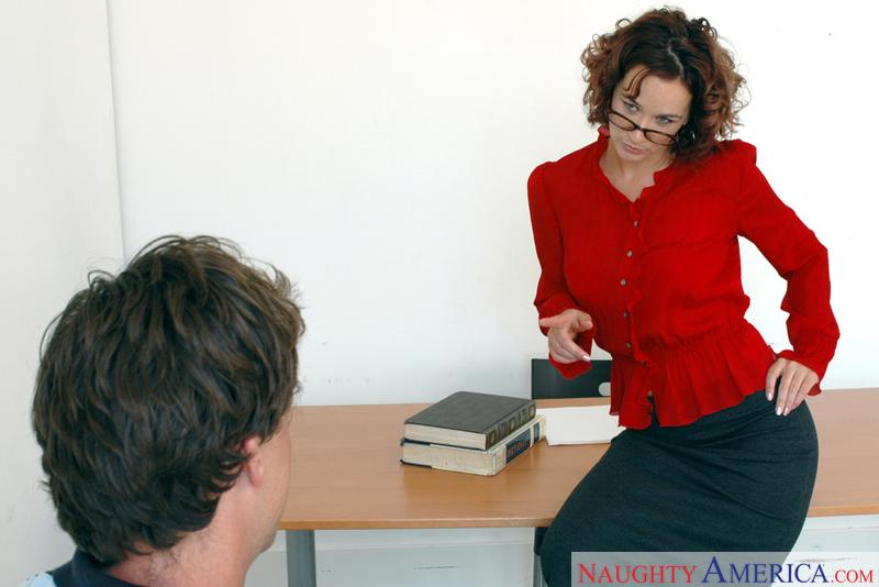 That necessary. My first sex teacher betty o
