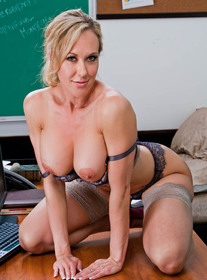 Brandi Love:Cougar, Professor, Teacher, Chair, Classroom, Couch, Ass licking, Ass smacking, Big Ass, Big Tits, Blonde, Blow Job, Deepthroating, Facial, Fake Tits, Foot Fetish, High Heels, Mature, MILFs, Shaved, Tattoos