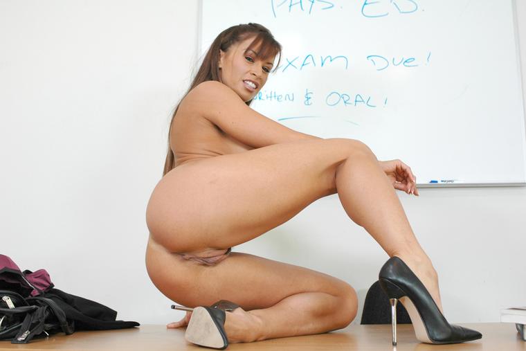 & Devon Michaels in My First Sex Teacher