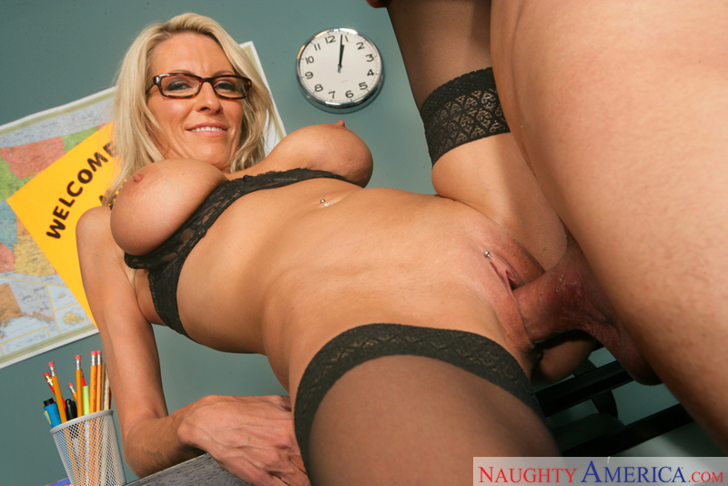Emma Starr & Zane in My First Sex Teacher