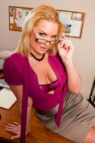 Flower Tucci & Chris Johnson in My First Sex Teacher  - Centerfold