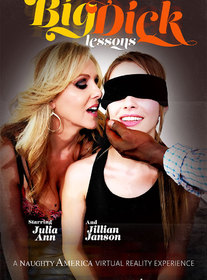 Jillian Janson & Julia Ann:Bad Girl, Student, Teacher, Bedroom, Chair, American, BGG, Big Dick, Blonde, Blow Job, Blue Eyes, Bubble Butt, Caucasian, Cum in Mouth, Deepthroating, Interracial, Lingerie, Mature, Medium Ass, Medium Natural Tits, Medium Tits, Natural Tits, POV, Shaved, Stockings, Swallowing, Threesome, Threesome BGG, Virtual Reality
