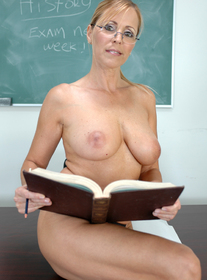 milf professor