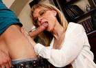 Nina Hartley & Xander Corvus em Minha primeira professora sexual - Sex Position 2