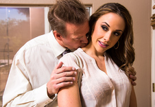 Chanel Preston blowjob
