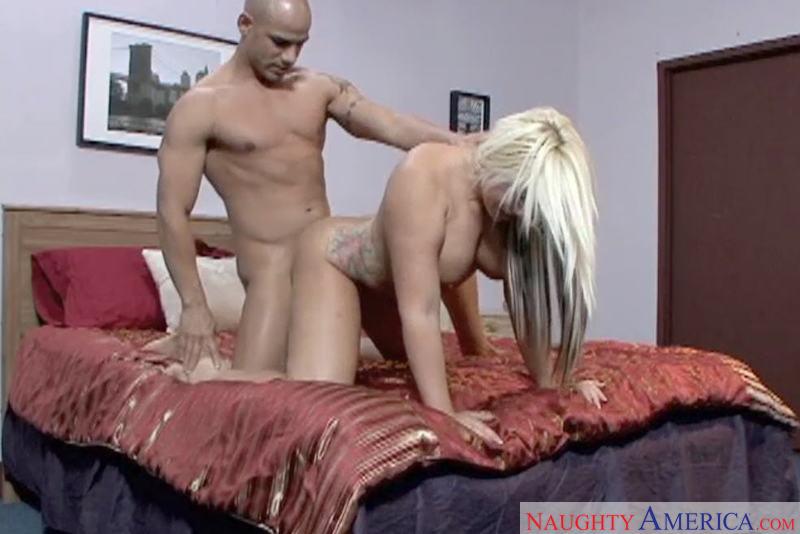 Pornstar  sex position 3