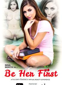 Nina North centerfold