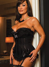 Lisa Ann centerfold