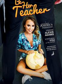 Alexis Adams centerfold