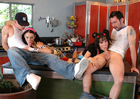 Victoria Sin & Roxy Deville in Naughty Flipside - Sex Position 2