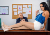 Abby Lee Brazil in Naughty Office