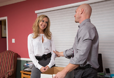 Brandi Love:Boss, Co-worker, Chair, Desk, Floor, Office, American, Ass licking, Athletic Body, Ball licking, Big Dick, Blonde, Blow Job, Brown Eyes, Bubble Butt, Cum in Mouth, Cum on Tits, Deepthroating, Facial, Fake Tits, High Heels, Lingerie, Medium Fake Tits, Outie Pussy, Tattoos, Trimmed