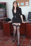 Dana DeArmond - Dana DeArmond in Naughty Office: Boss, Desk, Office, Anal, Big Ass, Blow Job, Brunette, Facial, Glasses, Hand Job, High Heels, Lingerie, Natural Tits, Piercings, Shaved, Stockings, Tattoos