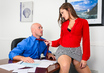 Dani Daniels in Naughty Office
