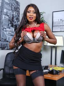 Diamond Jackson:Boss, Desk, Office, American, Ass smacking, Athletic Body, Ball licking, Big Ass, Big Dick, Big Fake Tits, Big Tits, Black, Black Hair, Blow Job, Brown Eyes, Bubble Butt, Fake Tits, Foot Fetish, Interracial, Mature, Piercings, Stockings, Trimmed