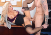 Holly Heart in Naughty Office