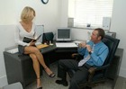 Katie Morgan &  in Naughty Office - Sex Position 1