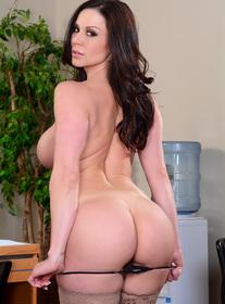 Kendra Lust centerfold