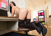 Marley Brinx in Naughty Office