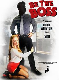 Nicole Aniston centerfold