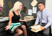 Riley Jenner in Naughty Office